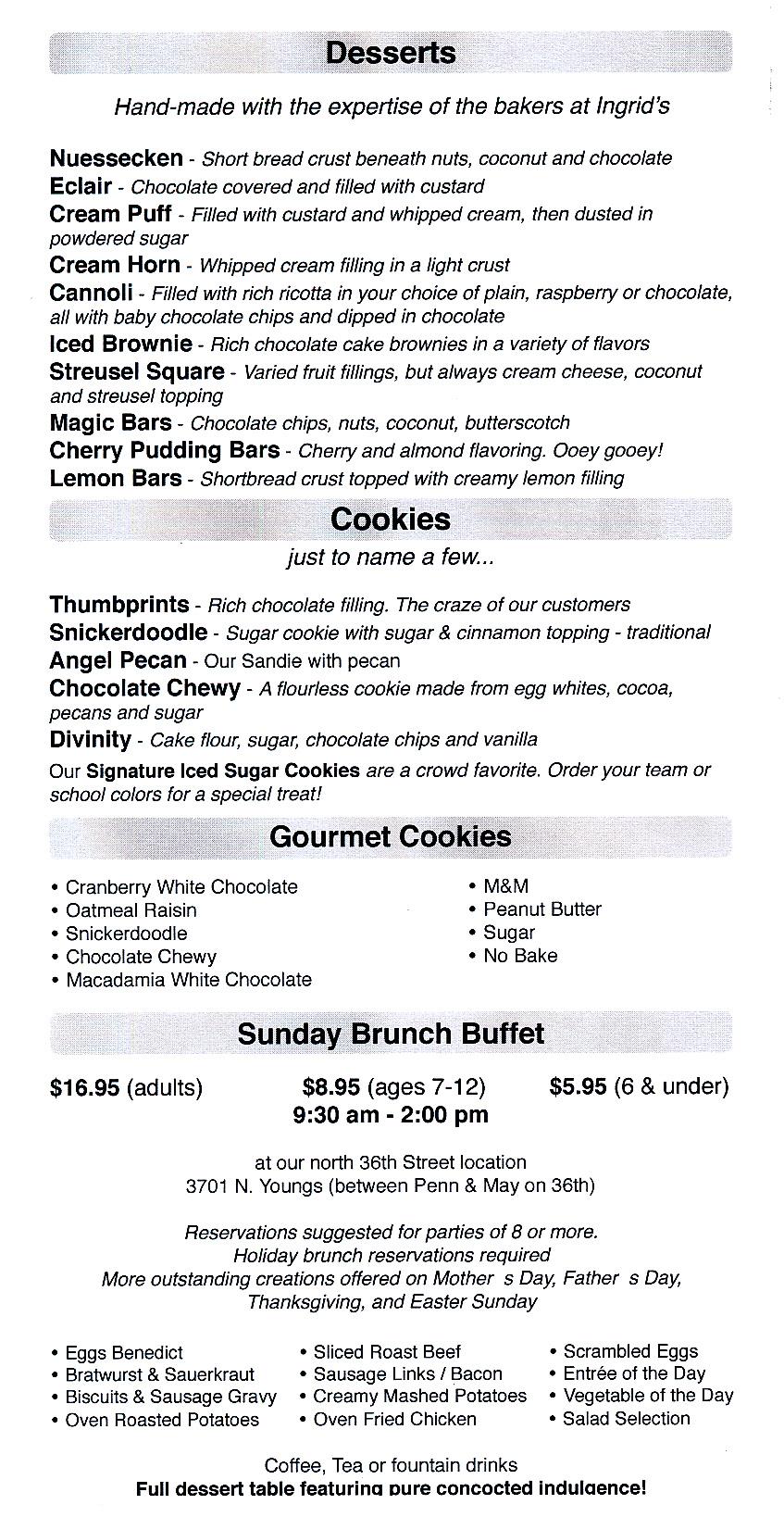 Ingrid S Oklahoma City Ok Steve S Food Blog